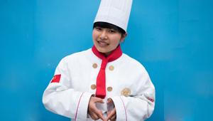 拾忆新东方,女汉子学厨的日子